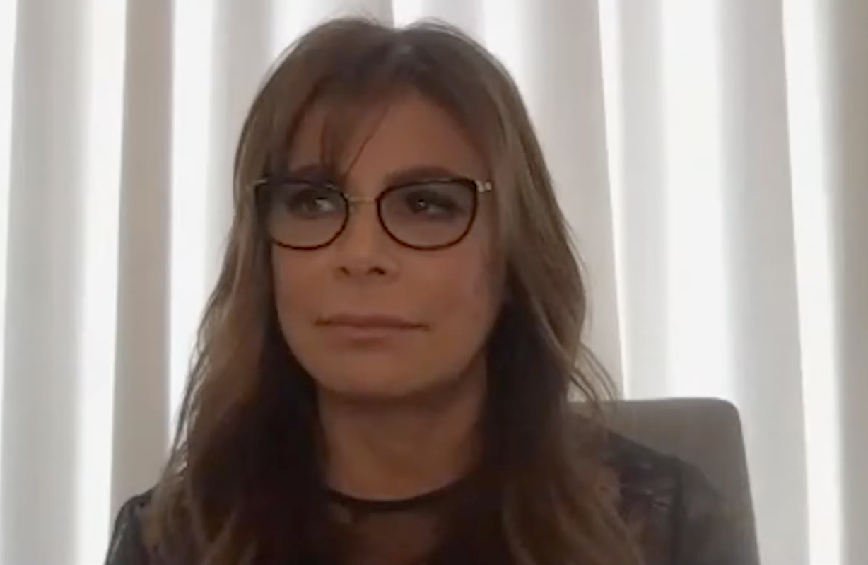 Paula Abdul Reveals Which American Idol Costar She Would Want to Be Quarantined With 2
