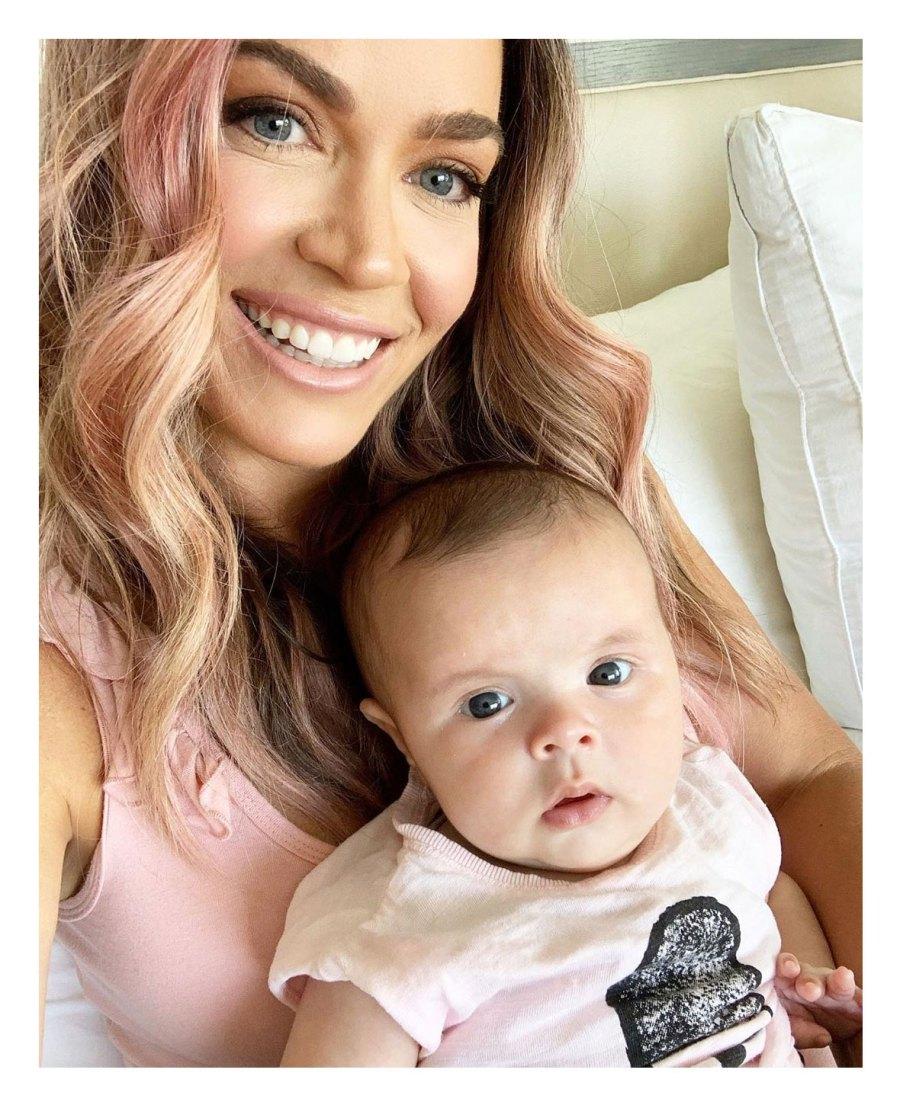 Perfect Pair Teddi Mellencamp Arroyave Daughter Dove Baby Album