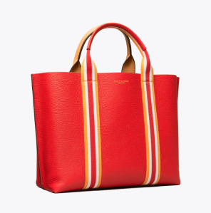 Perry High Frequency Triple-Compartment Tote
