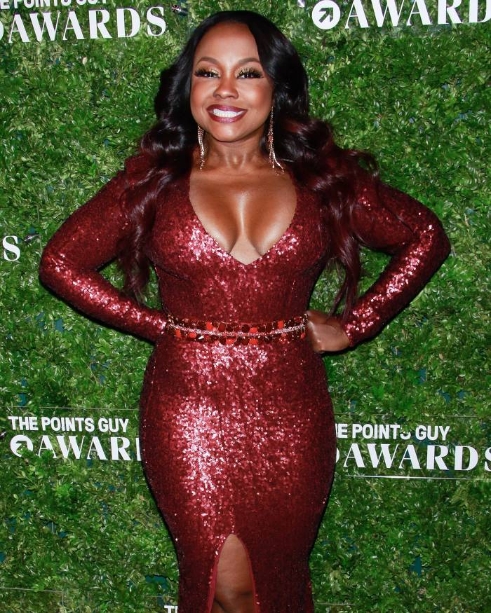 Phaedra Parks is 'Happy' with Her Time on 'Real Housewives of Atlanta:' 'Everybody Has to Grow'