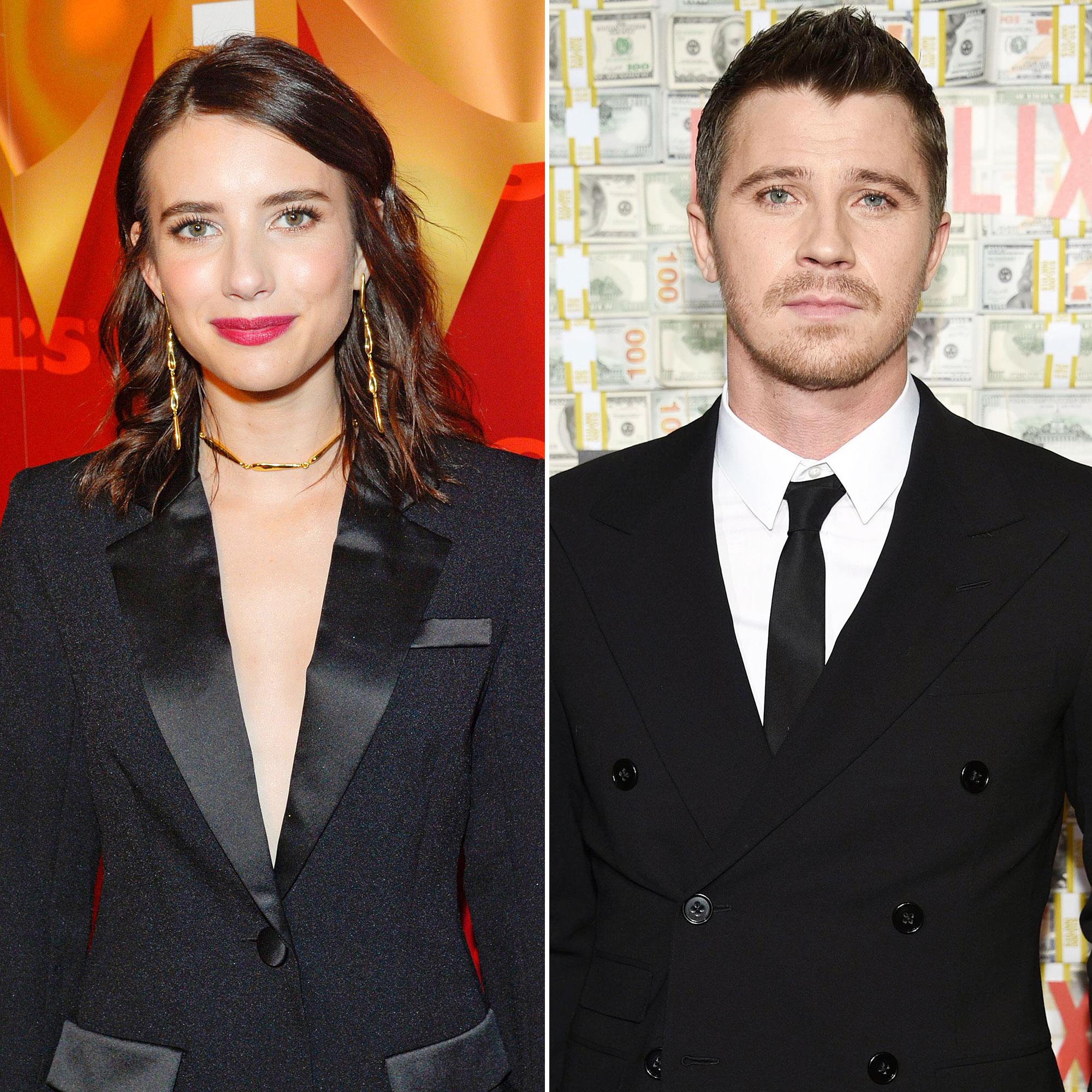 <div>Pregnant Emma Roberts, Garrett Hedlund Know Baby's Sex, Haven't Picked Name</div>