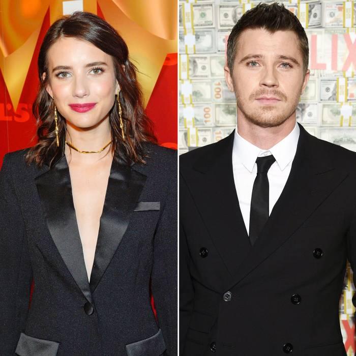 Pregnant Emma Roberts and Garrett Hedlund Know the Sex of Baby But Have Not Picked Out Names Yet