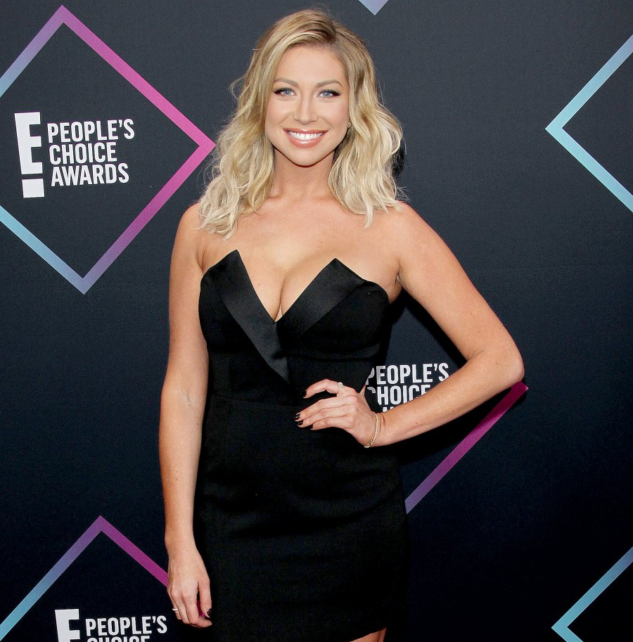 Pregnant Stassi Schroeder's Describes Pregnancy Symptoms and Cravings Ahead of 1st Child