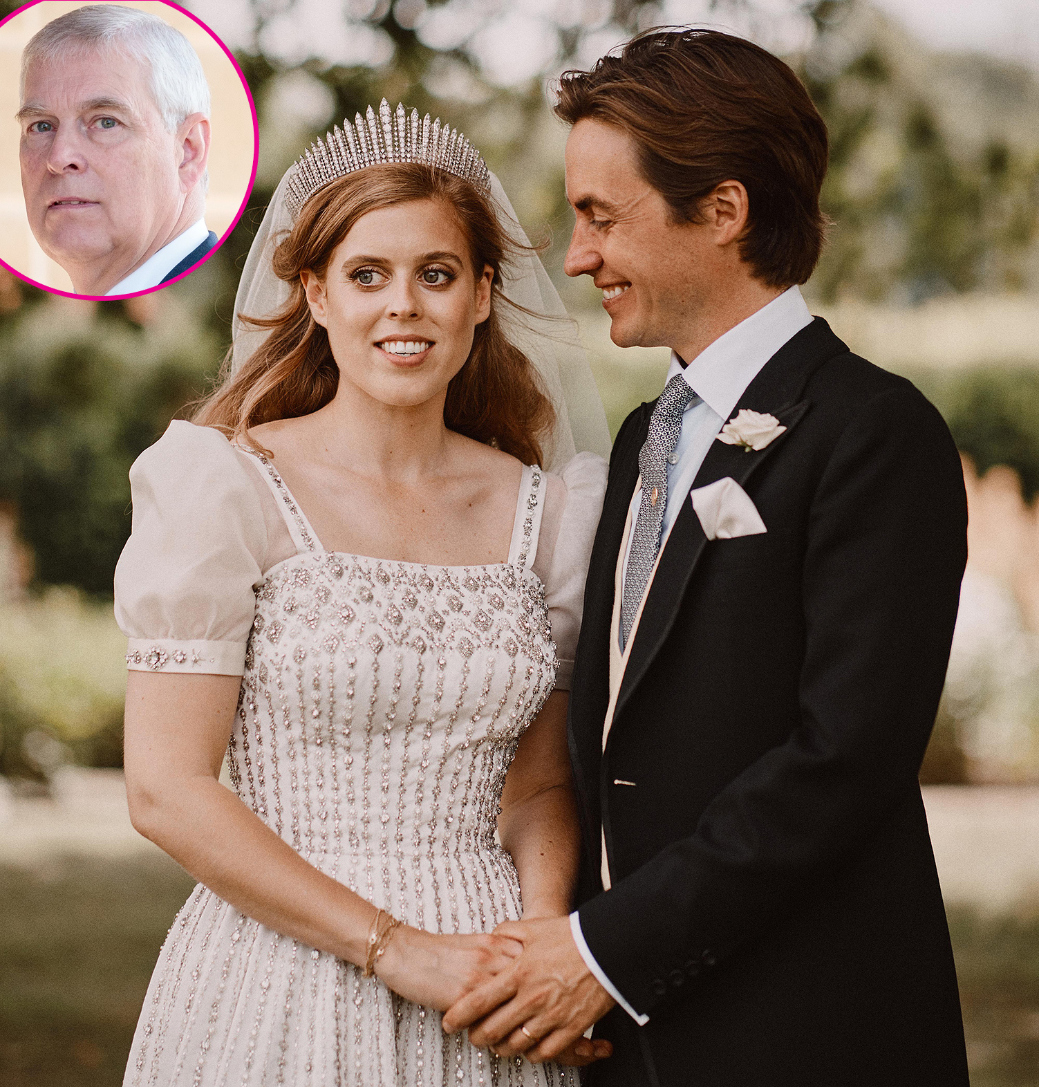Prince Andrew Gave Speech At Princess Beatrice S Wedding Amid Scandal