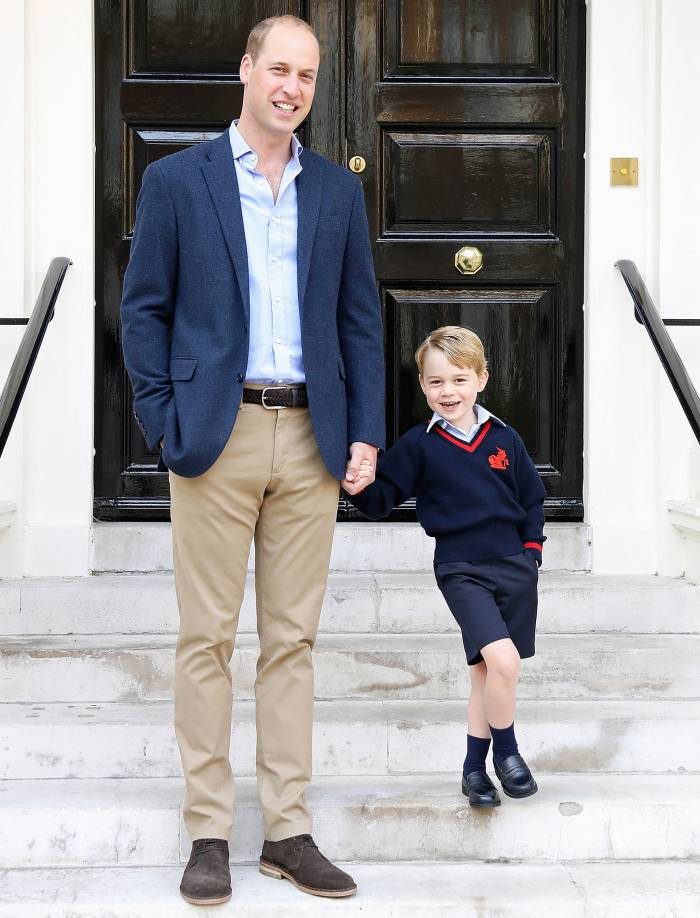 Prince George Has Come Out of His Shell and Is a High Achiever