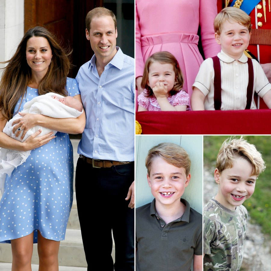Prince George photo album