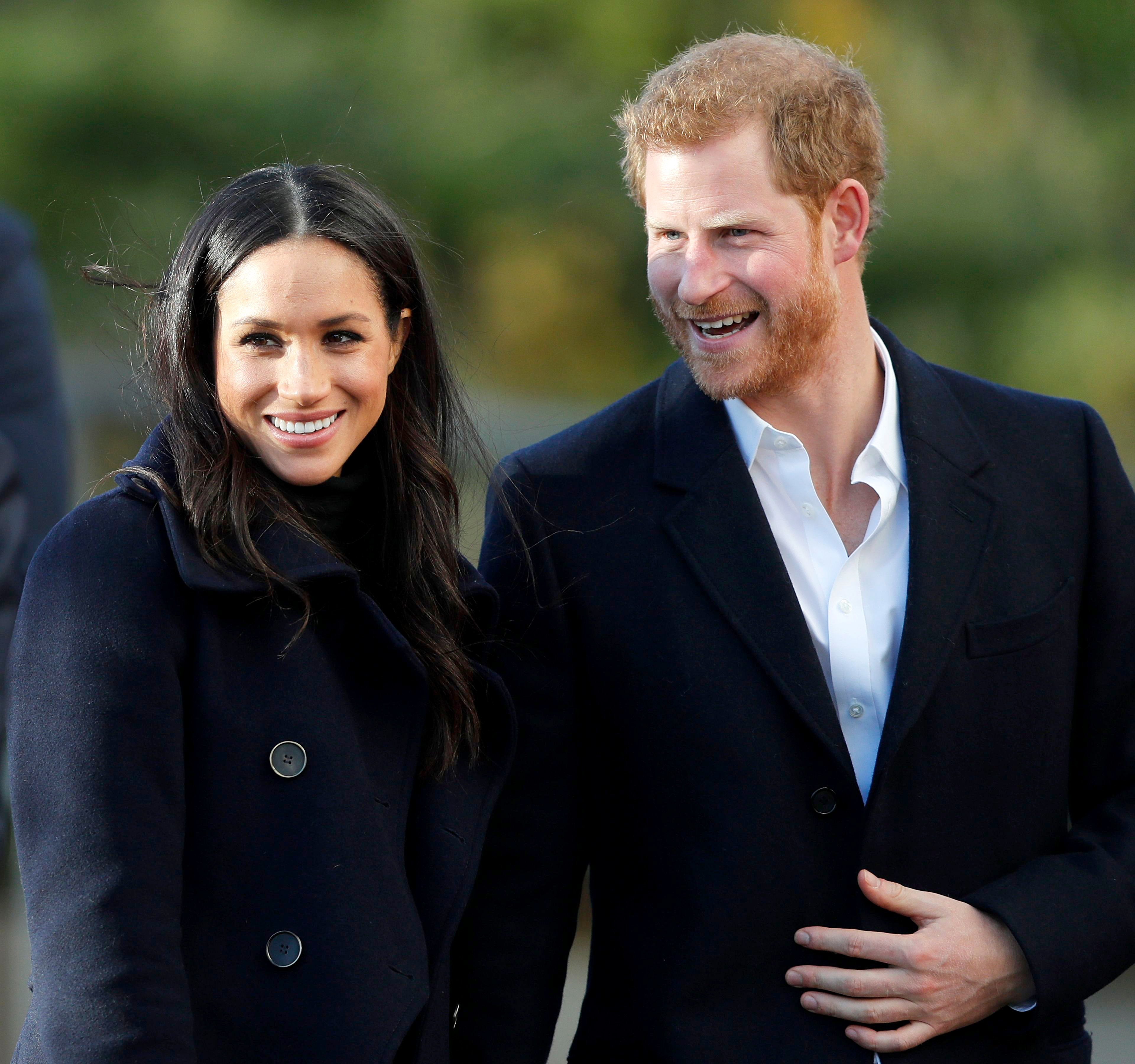 Prince Harry Meghan Markle Joke About Him Aging During Video Chat Racial Bias