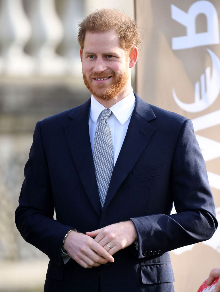 Prince Harry Once Sang Shaggy to Him When They First Met