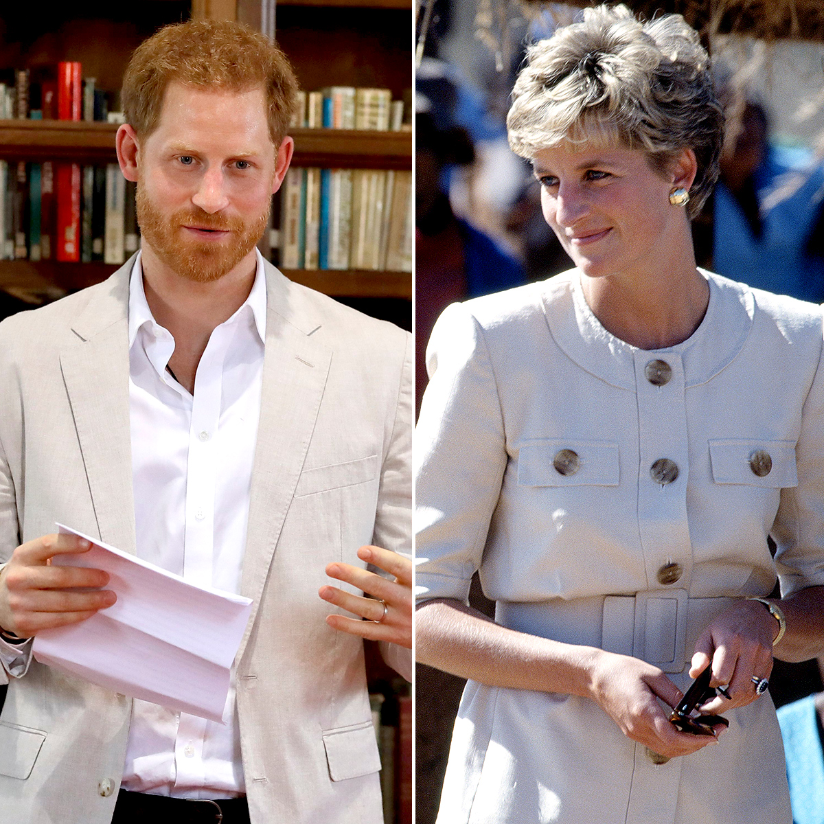 Prince Harry Speaks Out About Racism on Princess Diana's Birthday