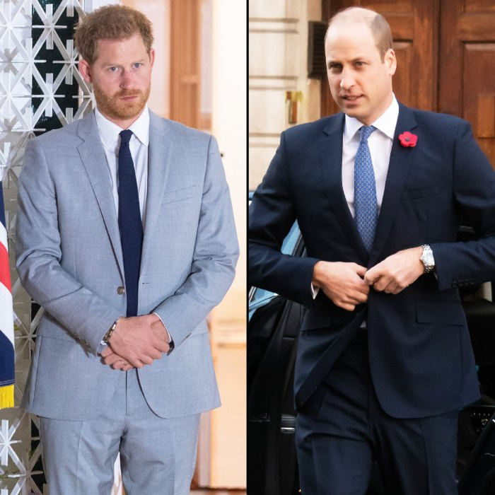 Prince Harry Was Pissed Off With Brother William After Talk About Meghan Markle New Book Reveals