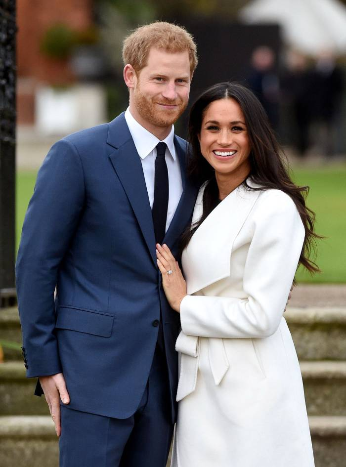Prince Harry and Meghan Markle Were Secretly Engaged Three Months Before Announcement