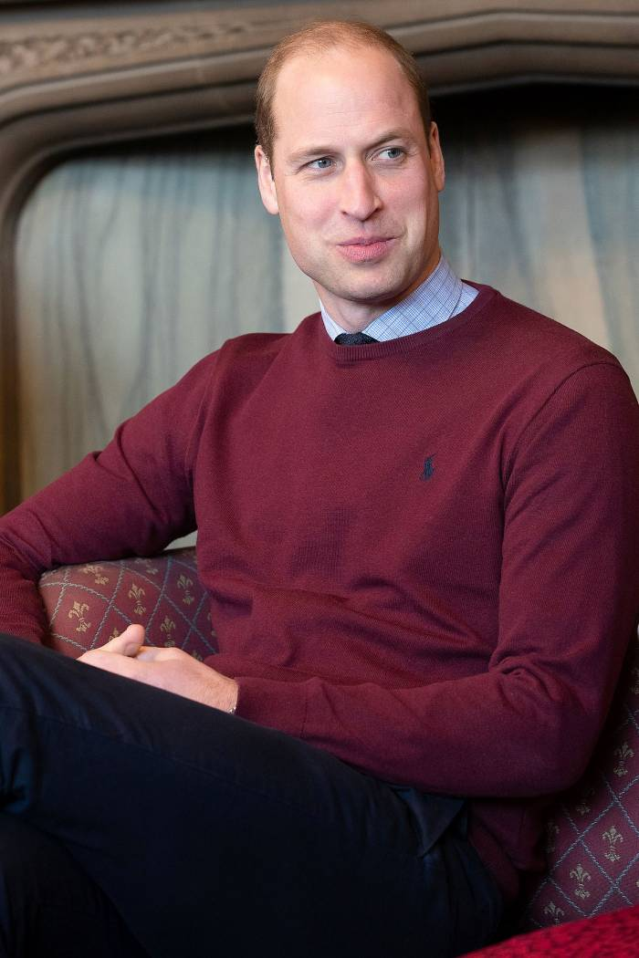 Prince William Jokes Palace Deliberately Keeps Him Away From Twitter