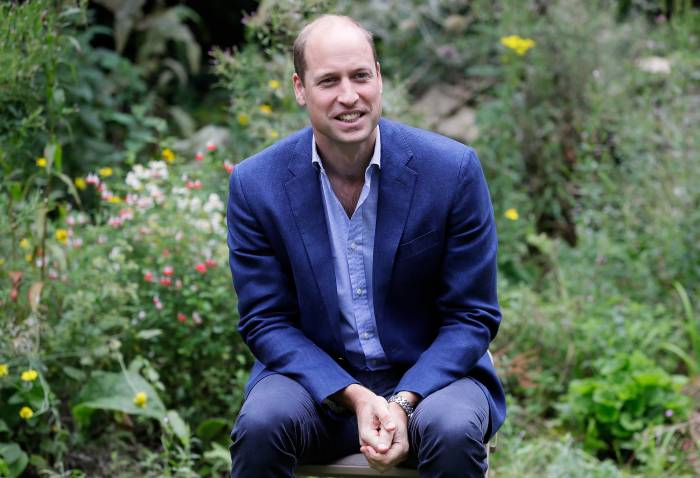Prince William Says Prince George Could Become a Soccer Star
