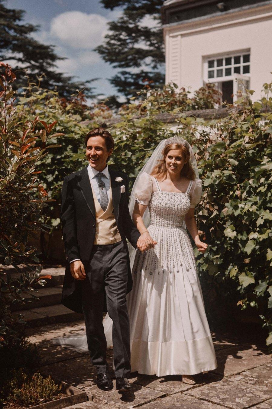 Princess Beatrice and Edoardo Mapelli Mozzi Wedding