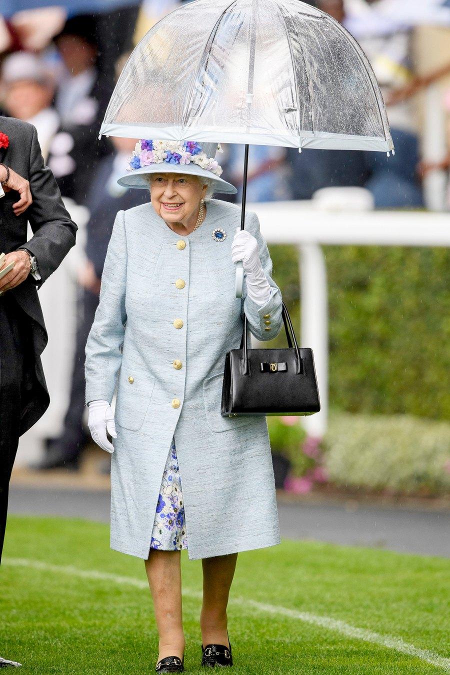 Queen Elizabeth II umbrella