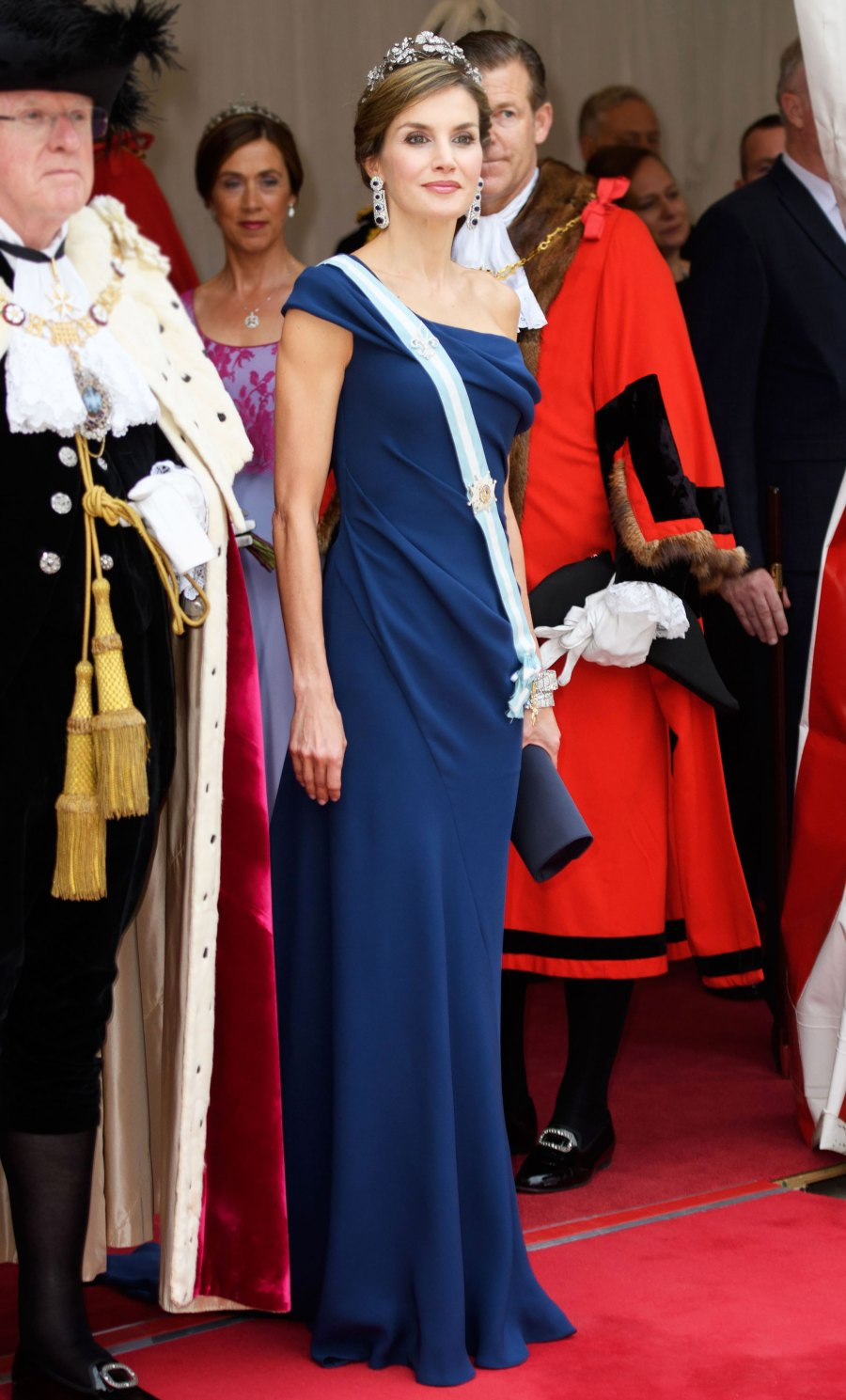 Queen Letizia's Best Formal Looks of All Time