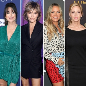 RHOBH Stars Confront Camille Grammer Over Her Mean Tweets
