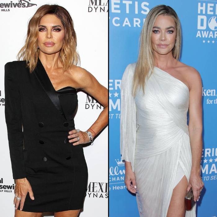 RHOBHs Lisa Rinna Posts About Cease and Desist Letters After Denise Richards Drama