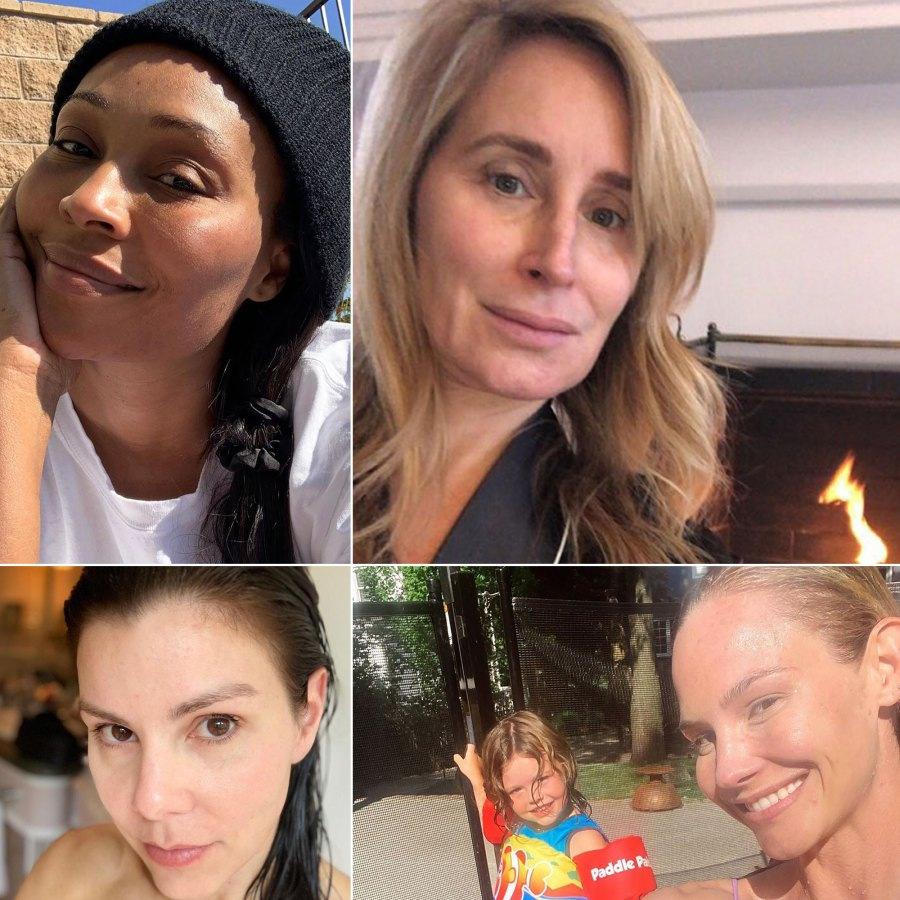 See How Your Fave 'Real Housewives' Stars Look Without Makeup: Pics