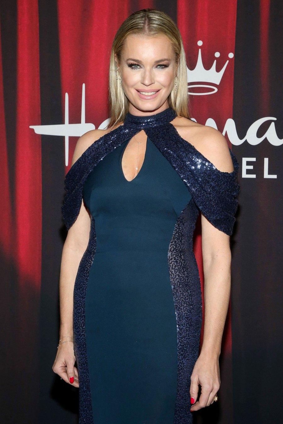 Rebecca Romijn Stars React to Broadway Star Nick Cordero Tragic Coronavirus Death