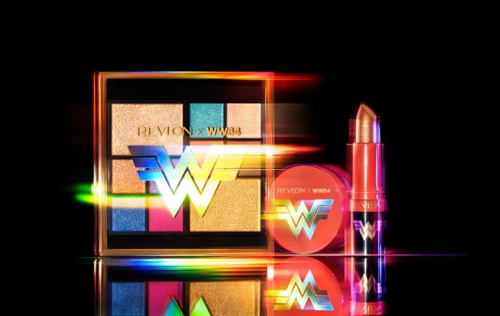 Revlon Drops Wonder Woman 1984 Makeup Collection