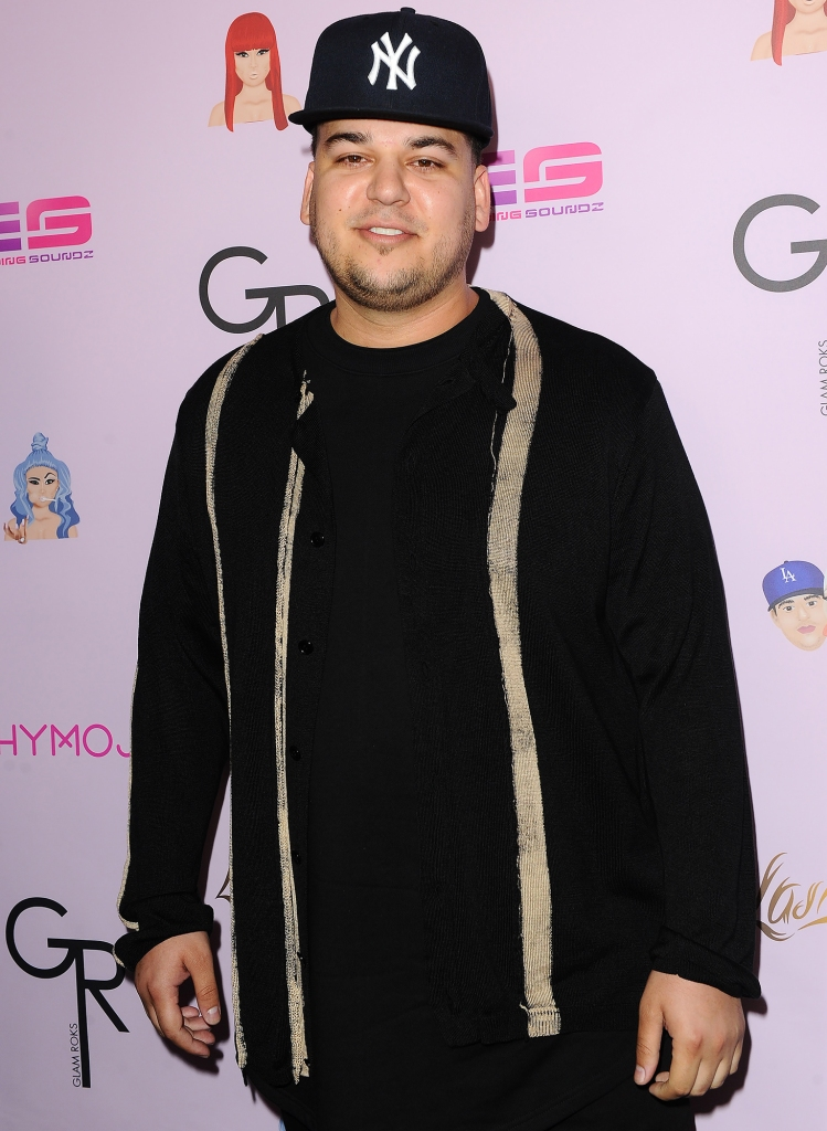 Rob Kardashian Is 'Taking Really Good Care of Himself' Mentally and Physically
