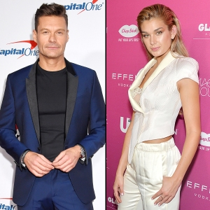 Ryan Seacrest Its Tough to Talk About Emotions After Shayna Taylor Split