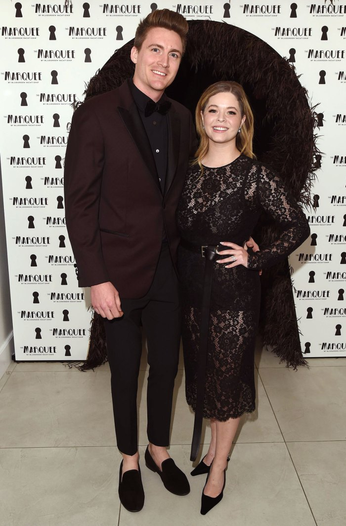 Sasha Pieterse da a luz y da la bienvenida a su primer hijo con su esposo Hudson Sheaffer