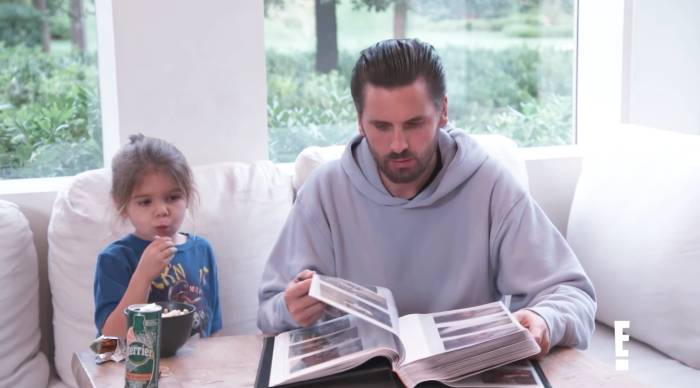 Scott Disick Reflects On Losing Parents While Sharing Photos With Son Reign