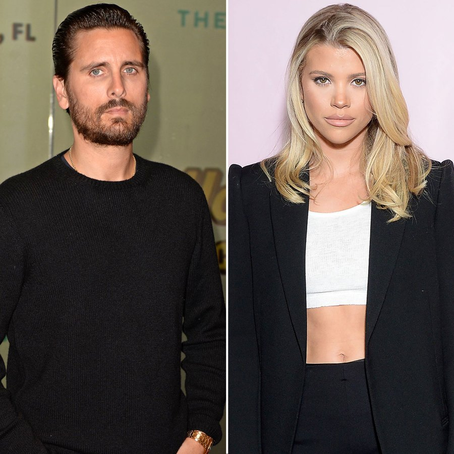 Scott Disick and Sofia Richie Back Together