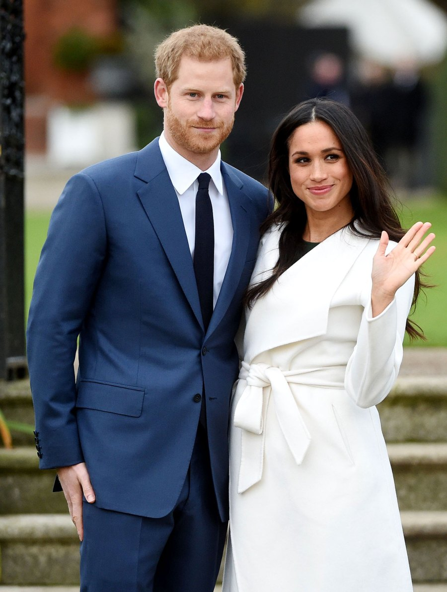 Secret Engagement Finding Freedom Book Revelations About Prince Harry Meghan Markle