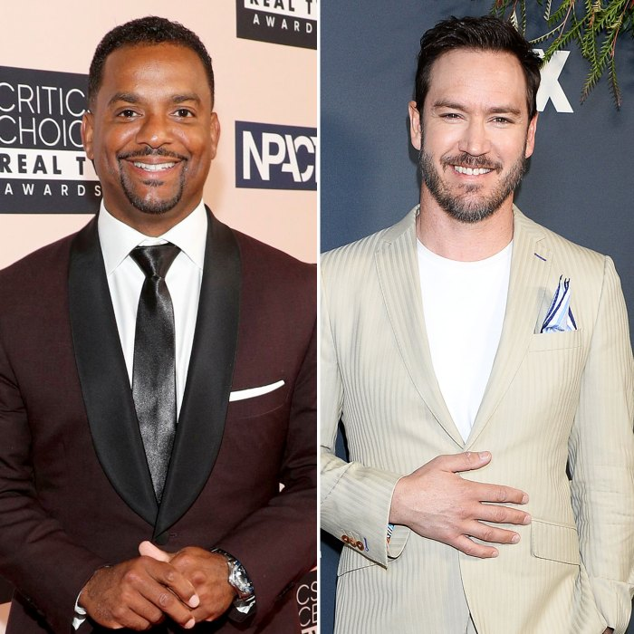See Which 90s Star Alfonso Ribeiro Went RVing With Mark-Paul Gosselaar