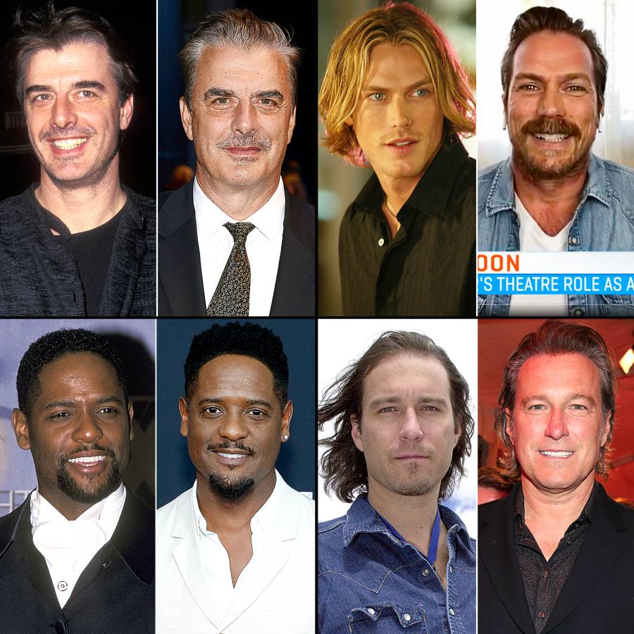 Sex and the City Men Where Are They Now