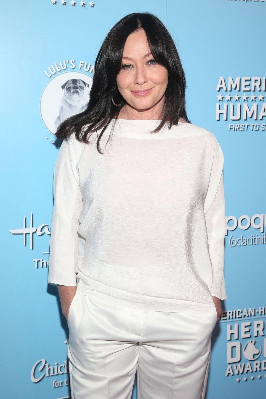 Shannen Doherty Stars React to Broadway Star Nick Cordero Tragic Coronavirus Death