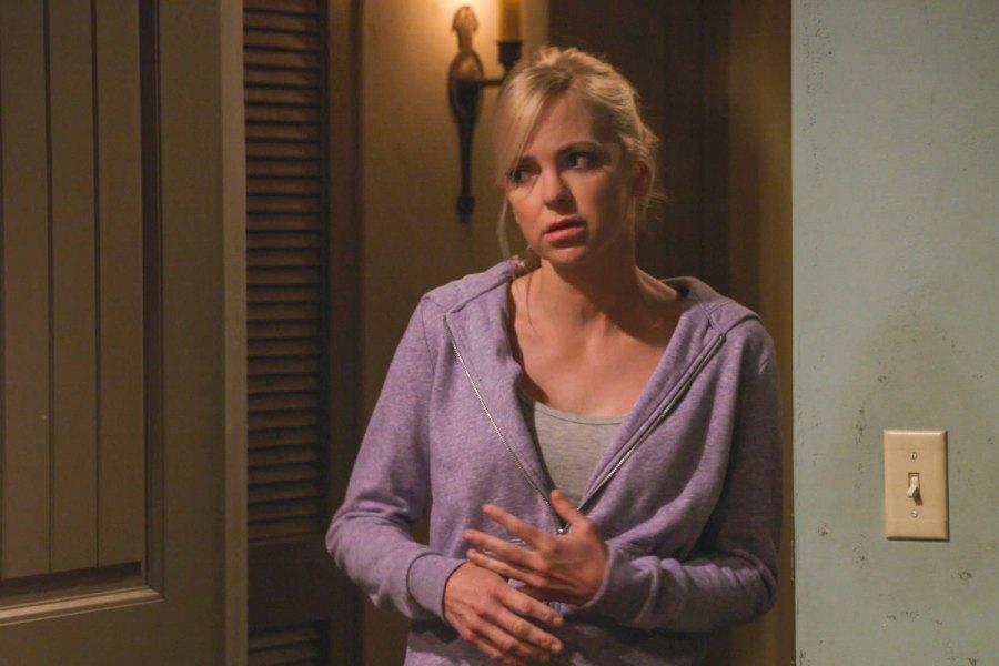 Shocking TV Exits Anna Faris Mom