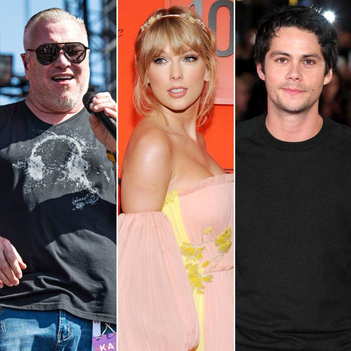 Smashmouth Seemingly Shades Taylor Swift's New Music — and Dylan O'Brien Defends Her