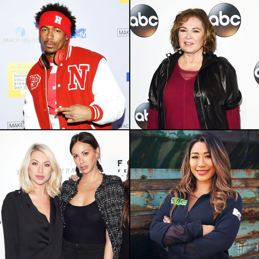 Stars Fired From Jobs