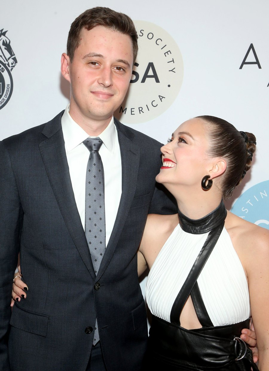 Billie Lourd and Austen Rydell Stars Who Got Engaged Amid the Pandemic