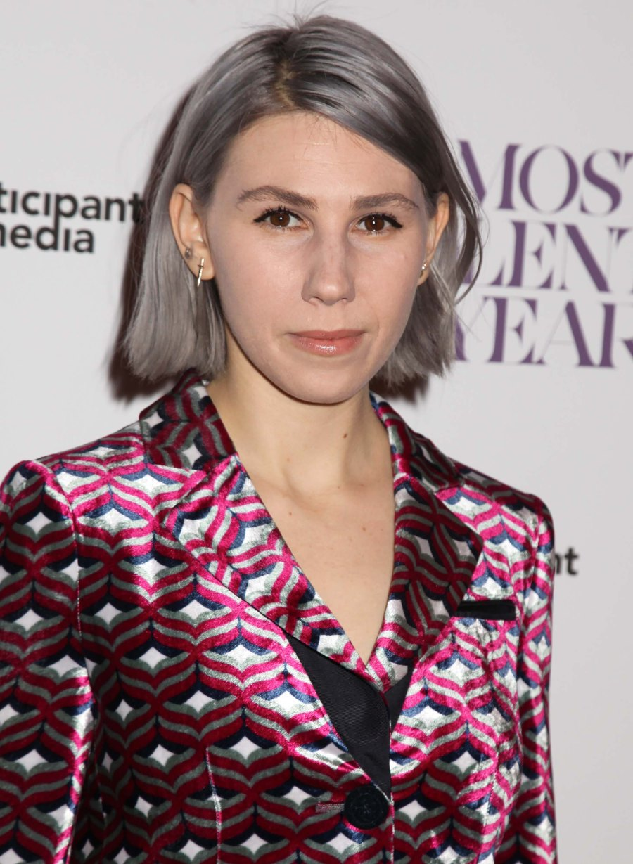 Stars Make Gray Hair Look Fabulous: Pics