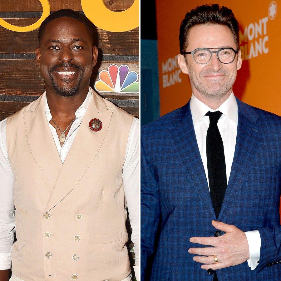 Sterling K Brown Hugh Jackman Emmy Award nomination reactions