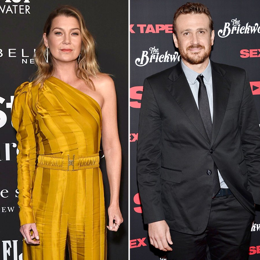 Ellen Pompeo Jason Segel TV Stars Without an Emmy Nomination