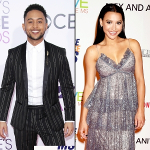 Tahj Mowry Reveals He and Naya Rivera Once Dated in Emotional Tribute