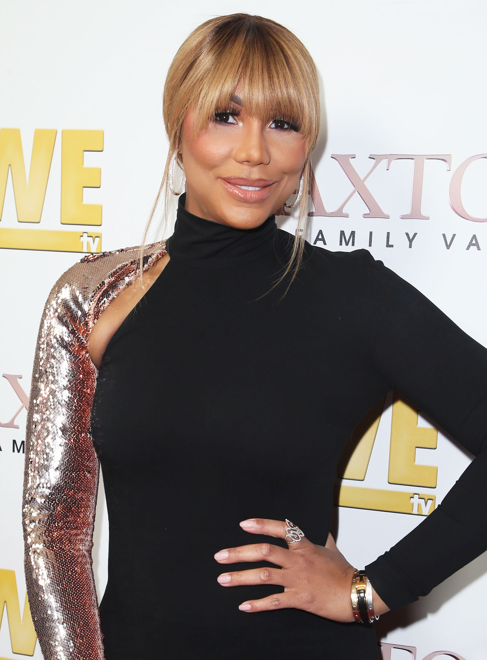 Tamar Braxton Hospitalized for 'Possible Overdose' After 'Tough and Emotional Day'
