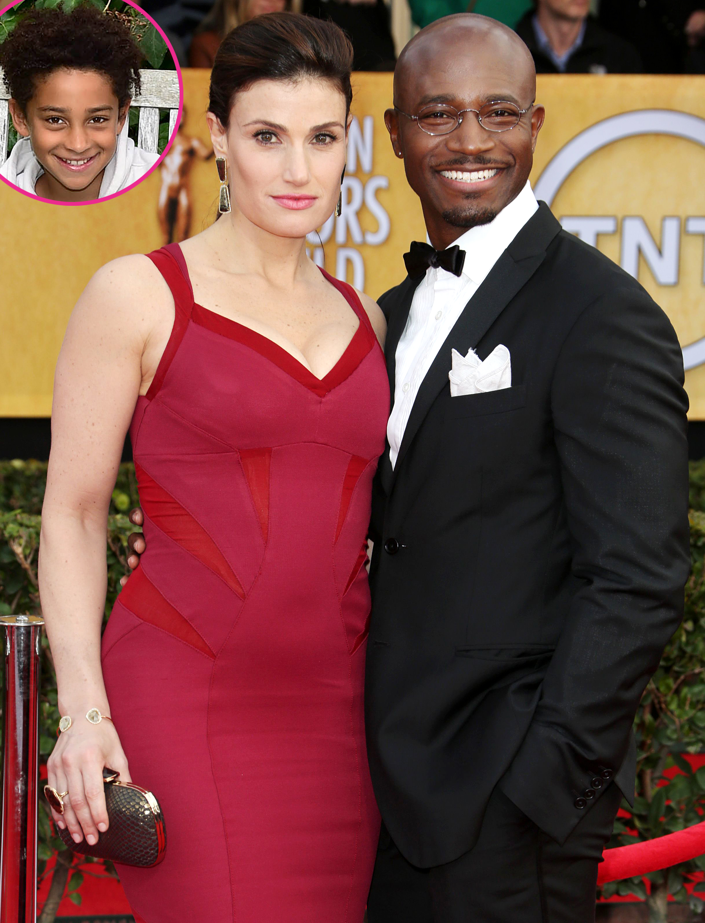 Taye diggs wife and kids