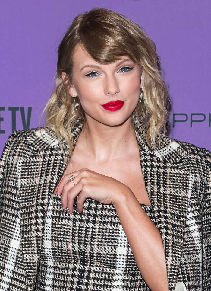 Taylor Swift Responds to Allegations That She Stole 'Folklore' Logo