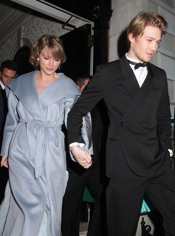Taylor Swift Fans Think Joe Alwyn Secretly Co-Wrote Songs on Her New Album