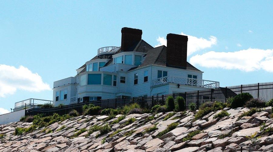 Taylor Swift Folklore Rhode Island home
