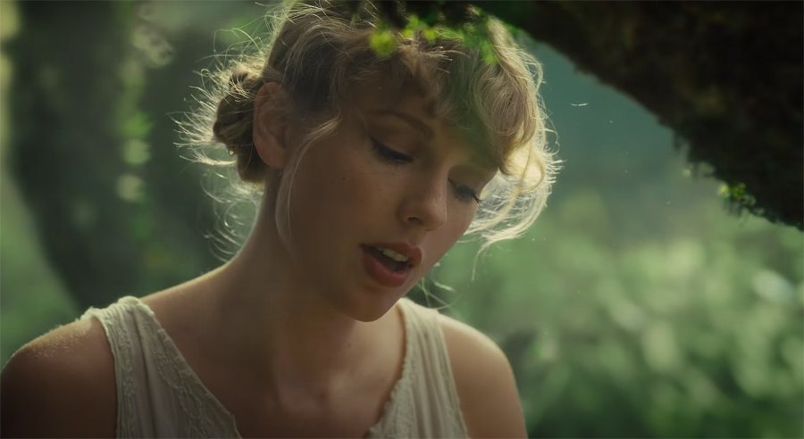 Taylor Swift stars react to folklore