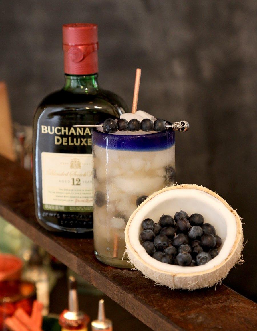 The Azul cocktail
