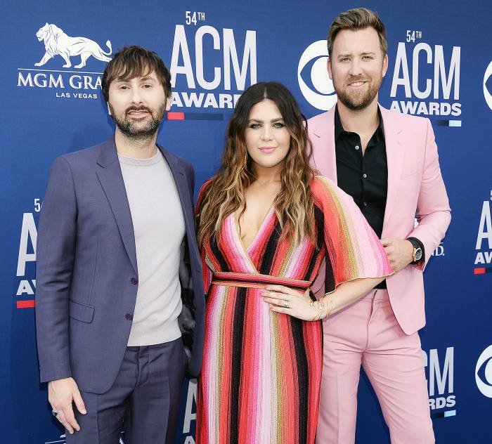 Dave Haywood Hillary Scott and Charles Kelley of Lady A The Chicks Weigh in on Awkward and Uncomfortable Lady A Name Change Lawsuit